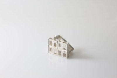 "Claudia Imelda Wong<br>""Architkturen"", Ring"
